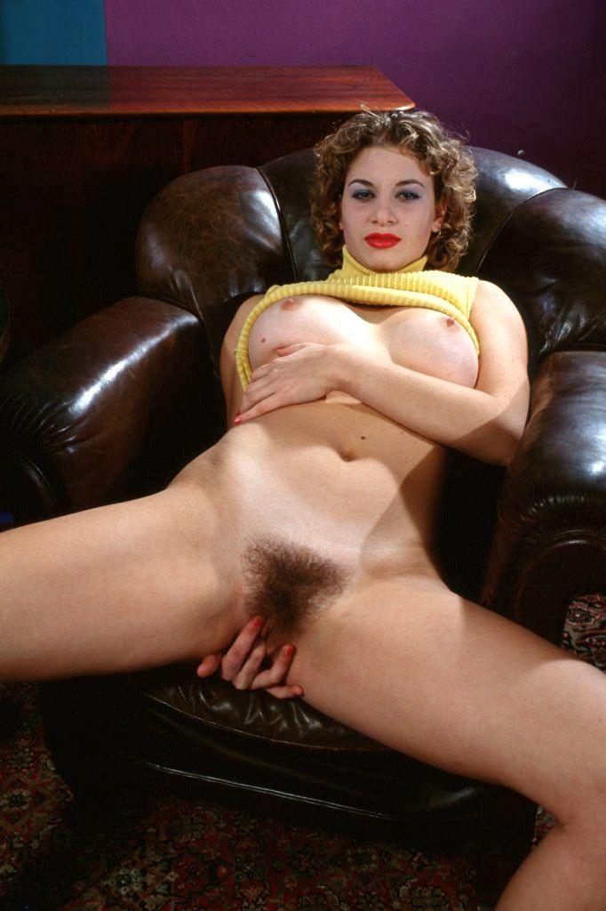 photo femme poilue