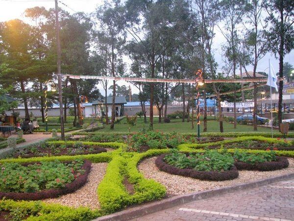 image ville de yaoundé:capitale du cameroun